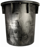 Basin For Sump Pump, 18 x 22-In.