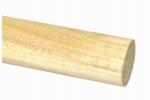 Poplar Dowel Rod, 0.25 x 48-In., Must Purchase in Quantities of 25