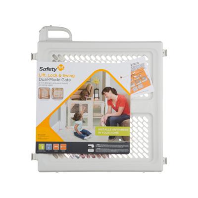 Safety 1st Lock Swing Gate Lift Ga048tap2