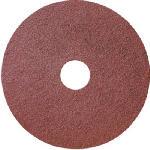 5-Pk., 4.5-In. 60-Grit Fiber Abrasive Disc