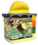 4-Pack Zip Sanding Sponge Holder