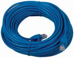 50-Ft. Blue Cat5 Cable