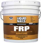 FRP 310 Latex Adhesive, Indoor, 3.5-Gal.