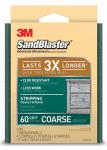 Sandblaster 60-Grit Sanding Pad