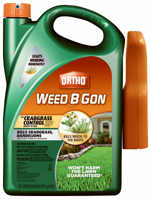 Lawn Weed Kills Over 200 Types Of Weeds Including Crabgr The Root Rain Proof In 1 Hour Active Ings 0 10 Quinclorac