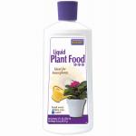 Houseplant Food, 10-10-10,  8-oz.