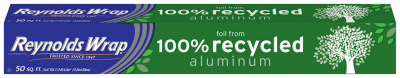 Aluminium in Packaging – Recyclable