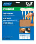 5-Pack 9 x 11-Inch 100-Grit Sanding Sheets