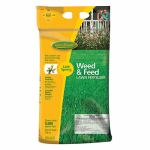 Premium Weed & Feed Lawn Fertilizer, 28-0-3, Covers 5,000 Sq. Ft., 16-Lbs.