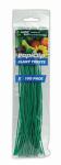 Plant Twist Tie Strip, 8-In., 100-Pk.