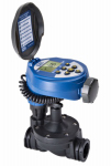 Inline Valve Digital Controller, 28 GPM, Battery-Operated