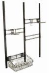 Hook & Basket Kit For Covington, Alpine, Highland, & Cascade Storage Sheds
