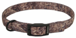 Dog Collar, Tree Camo, 1 x 18-In.