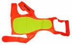 Sporting Dog Vest, Yellow/Orange, Large