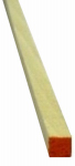 Poplar Square Dowel, 1/4 x 36-In. Must purchase in quantities of 25