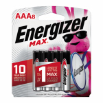"""AAA"" Alkaline Batteries, 8-Pk."