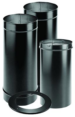 Durablack Stove Pipe Kit 6 In 6dbk Ksp
