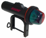Portable Bow Light, Red/Green