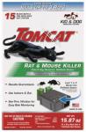 Tomcat Rat Killer Bait Station, Refillable