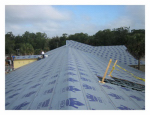 Rex Synthetic Felt Roof Underlayment, 48-In. x 250-Ft.