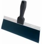 Blue Steel Drywall Taping Knife, Flexible, 12-In.