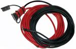 Trailer Wiring Kit For Trakker Winches, 6 & 25-Ft., 6 AWG