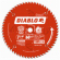 Diablo Ultra Finish Saw Blade, 7.25-In., 60-Teeth