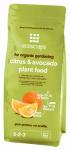 Organic Citrus and Avocado Plant Food, 5-2-3 + Calcium Formula, 4-Lbs.