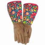 Max Cuff Gauntlet Work Gloves, Women's M