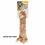 No-Stuffing  Bear Dog Toy, Water Bottle Inside