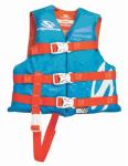 Classic Floatation Vest, Blue & Orange, Child