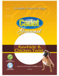 Dog Treats, Chicken Sticks, 50-Pc.