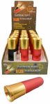 LED Flashlight, Shotgun Shell Design, 9-LED., Must Purchase in Quantities of 15