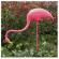 Featherstone Flamingo Statue, Feeding, 41-In.