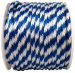 5/8x200 BLU/WHT Rope