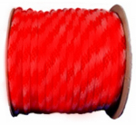 5/8x200 RED Braid Rope
