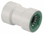 Underground Sprinkler Coupling, 3/4-In. PCV Lock