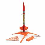 Model Rocket Launch Set, Flash, 16.2-In.