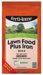 Lawn Food Plus Iron, 24-0-4, Covers 5,000-Sq.-Ft.