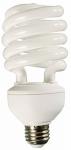 CFL Spiral Light Bulb, 32-Watt