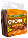 Coco Coir Planting Mix, Organic, 9.14-Lbs.