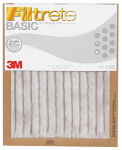 Filtrete Air Filter, White, 16 x 25 x 1-In., Must Purchase in Quantities of 6