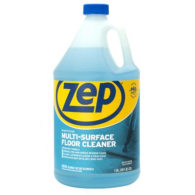 Zep 128 Oz Commercial Multi Surface Floor Cleaner Zumsf128