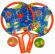 Itza Paddleball Pool/Beach Game