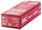 Framing Nails, Smooth Bright Basic, Paper Tape, Prohead .131 x 3.25-In., 500 Count Box