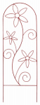 Trellis, Daisy Style, 72 x 24-In., Assorted Colors