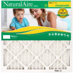 NaturalAire Pleated Air Filter, 23.5 x 23.5 x 1-In., Must Purchase in Quantities of 12
