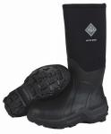 Arctic Sport High Boots, Black, Unisex Size 10 Men/11 Women