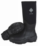 Arctic Sport High Boots, Black, Unisex Size 9 Men/10 Women