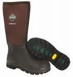 Chore Cool High Work Boots, Brown, Unisex Size 10 Men/11 Women